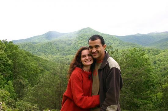 Smoky Montain, Caroline du Sud, mai 2009