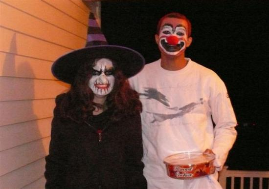 Halloween, octobre 08, SC usa