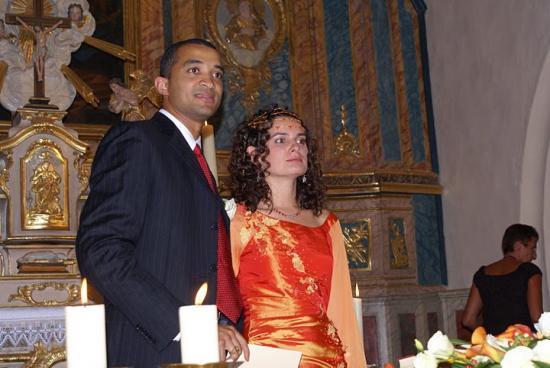 Mariage St Pierreville Aout 08