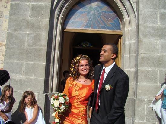 Mariage Ardèche Aout 2008